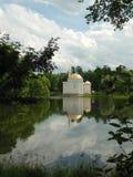 St Petersburg, Tsarskoye Selo, Catherine Park Foto de Stock Royalty Free