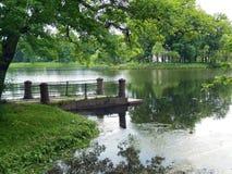 St Petersburg, Tsarskoye Selo, Catherine Park Imagem de Stock