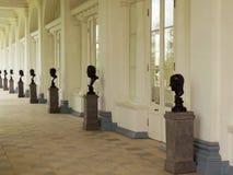 St. Petersburg, Tsarskoye Selo, Grote Catherine Palace Stock Foto's