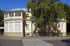 St Petersburg, Tsarskoye Selo Pushkin, Rússia fotos de stock
