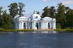 St Petersburg, Tsarskoye Selo Pushkin, Russland Stockfoto