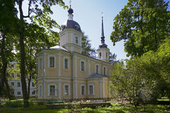 St Petersburg, Tsarskoye Selo Pushkin, Russland Stockbild