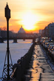 St. Petersburg, Urban landscape Stock Images
