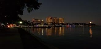 St. Petersburg van de binnenstad royalty-vrije stock foto's
