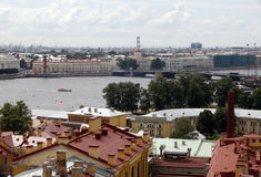 St Petersburg, view on the city Stock Photography