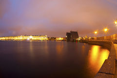 St. Petersburg White Nights Stock Photography