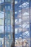 St Petersburg Widok stara wieża ciśnień i muzealny kompleks wody wszechświat Zdjęcia Royalty Free
