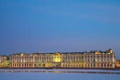 St Petersburg, Winter-Palast Lizenzfreie Stockfotos