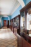 ST PETERSBURGO, RUSSIA-APREL 24 2016: Bibliotecas de Klass del liceo en Pushkin fotos de archivo libres de regalías