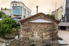 "St. Petka Samardzhiyska"" Church – Sofia City Stock Photo"