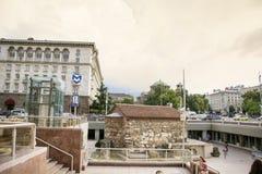"""St. Petka Samardzhiyska"""" Church – Sofia City Royalty Free Stock Photo"""