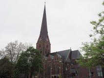 St Petri kościół w Hamburg Obrazy Royalty Free