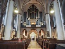 St Petri kościół w Hamburg Zdjęcia Royalty Free