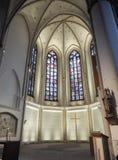 St Petri kościół w Hamburg Zdjęcie Royalty Free