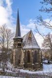 St. Petrikirche in Muehlhausen Royalty Free Stock Photo