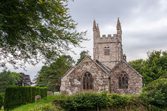 St Petrock Church in the Village of Lynford Stock Photo