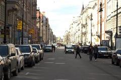 St Petrsburg, Rusia, el 9 de mayo de 2017 2 Imágenes de archivo libres de regalías