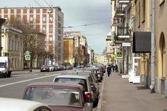 St Petrsburg, Rusia, el 9 de mayo de 2017 Fotos de archivo
