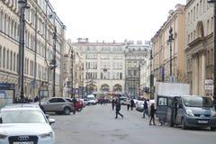 St Petrsburg, Rusia, el 9 de mayo de 2017 5 Foto de archivo libre de regalías