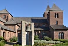 St. Petrus- en Paulus church in Arcen. Royalty Free Stock Photo