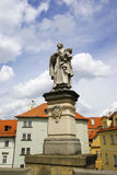 St. Philip Benicio statue Royalty Free Stock Images