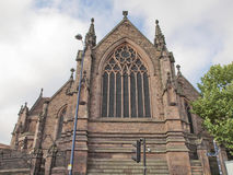 St Philip Cathedral, Birmingham Royalty Free Stock Photography