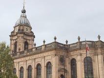 St Philip Cathedral, Birmingham stock foto