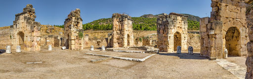 St. Philip Martyrium in Hierapolis Royalty Free Stock Image