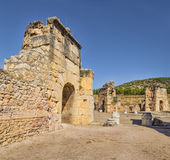St. Philip Martyrium in Hierapolis Royalty Free Stock Photo