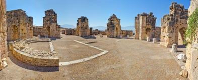 St. Philip Martyrium in Hierapolis Stock Image
