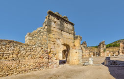 St. Philip Martyrium in Hierapolis Royalty Free Stock Photos