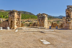 St. Philip Martyrium in Hierapolis Royalty Free Stock Images