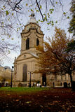 St Philip`s Cathedral Stock Photography