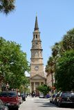 St. Philip's Church, Charleston, SC Royalty Free Stock Image