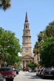 St. Philip's Church, Charleston, SC Royalty Free Stock Image