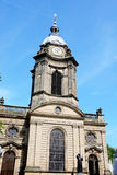 St Philips Cathedral, Birmingham. Stock Photography