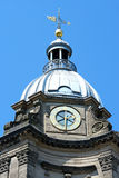 St Philips Cathedral tower, Birmingham. Stock Photos