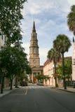 St Phillips Church Royaltyfria Foton
