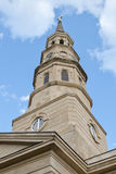 St Phillips Church in Charleston, South Carolina Stock Photography