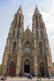 St Philomena kościół Mysore Zdjęcia Stock