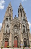 St.Philomena's cathedral. Royalty Free Stock Photo