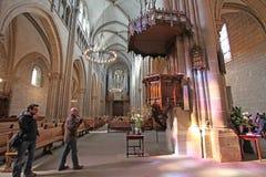 St. Pierre Cathedral, Geneva, Switzerland Stock Photos