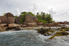 St. Pierre island, Seychelles Royalty Free Stock Images