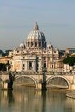 St Pieter a Roma Fotografia Stock