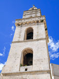 St. Pietro Barisano Church. Matera. Basilicata. Stock Images