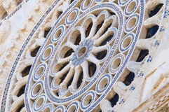 St. Pietro Basilica. Tuscania. Lazio. Italy. Stock Image
