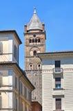 St. Pietro Cathedral. Bologna. Emilia-Romagna. Royalty Free Stock Photo