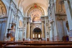 St. Pietro Cathedral. Bologna. Emilia-Romagna. Italy. Stock Photos