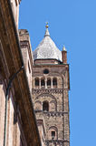 St. Pietro Cathedral. Bologna. Emilia-Romagna. Italy. Stock Photo