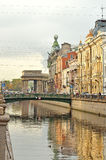 St-Pietroburgo, Russia Fotografie Stock Libere da Diritti